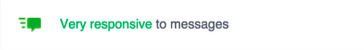 facebook responsive to messages badge